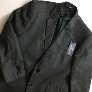 Stafford merino wool sport coat | classic fit